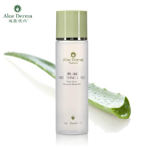 Aloe Vera Hydrating Toner, Moisturizing Skin Toner,