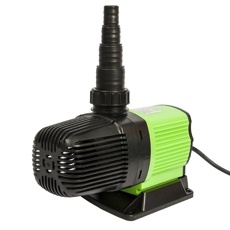 Super quiet energy saving high pressure ECO clean water pump HL-ECO8000