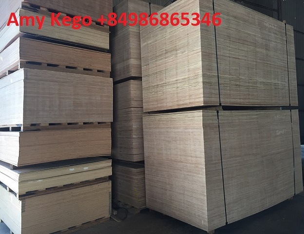 Furniture Plywood to Make Doors Kitchen Cabinet for Malaysia Market