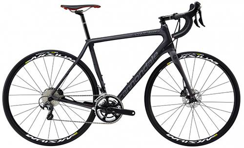 2015 Bicycle Synapse Carbon Ultegra Disc Road Bike