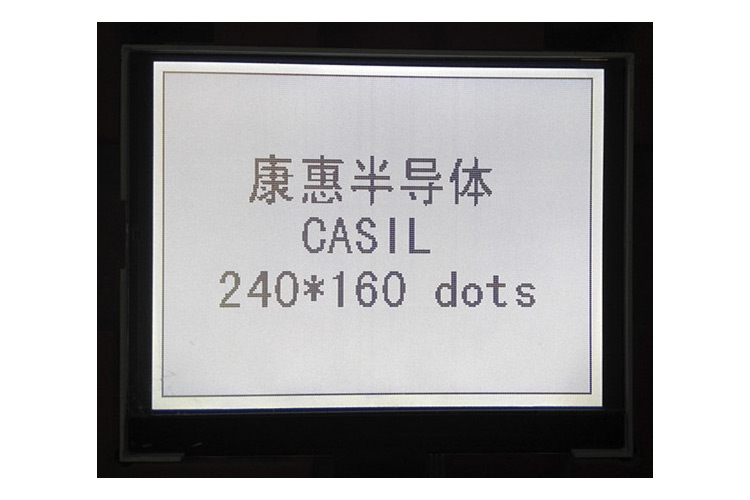 COG DFSTN Graphic LCD Module display