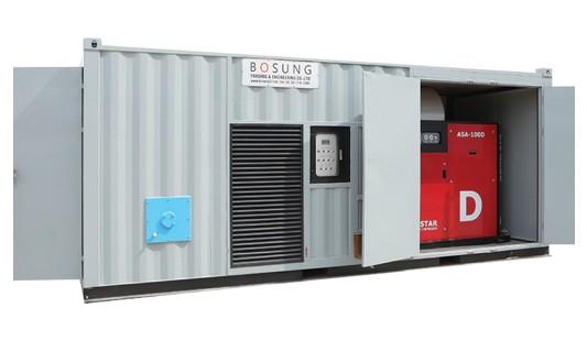 Compressor System_Air Compressor Package(Motor Driven/Engine Driven)