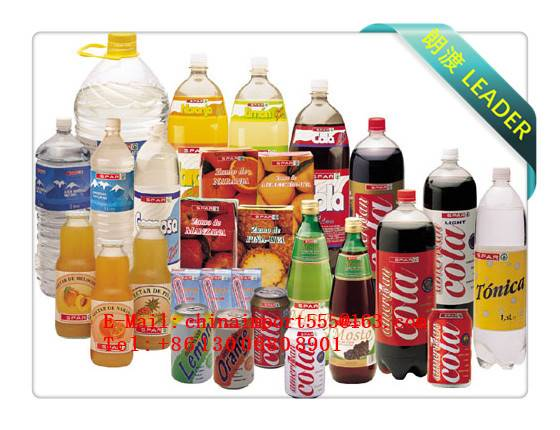Soft Drinks Export To Dongguan Customs Agent