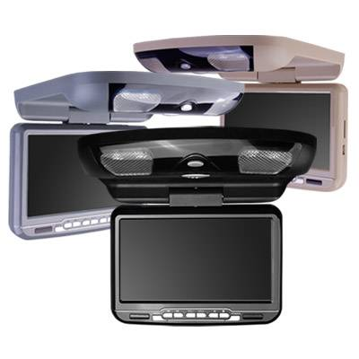 """9""""Car Roof Monitor DVD Player VR9"""