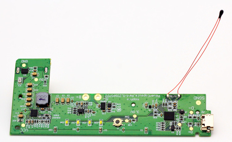 UL RoHS PCB Assembly PCBA Manufacturer OEM ODM Power Bank PCBA Board With Competitive Price