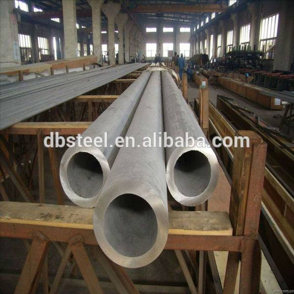 supply high quality 201 stainless steel pipe