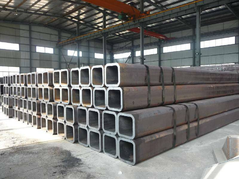 Large size square  pipe