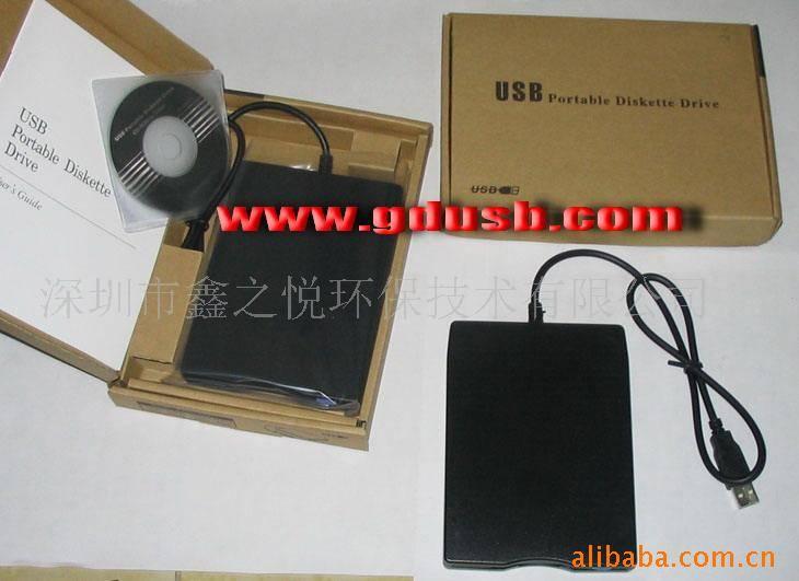 External USB FDD/floppy drives