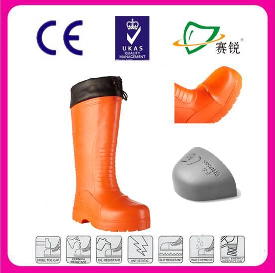 orage PVC chemical boots, oil resistant PVC boots
