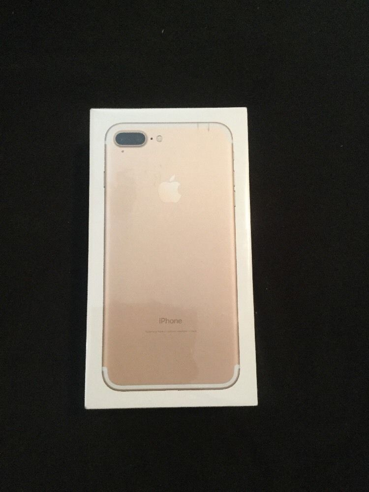 Apple iPhone 7 Plus - 32GB - Gold (Verizon) Smartphone UNLOCKED