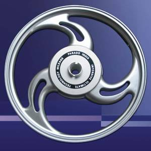 PAJARO ALLOY WHEELS FOR BULLET