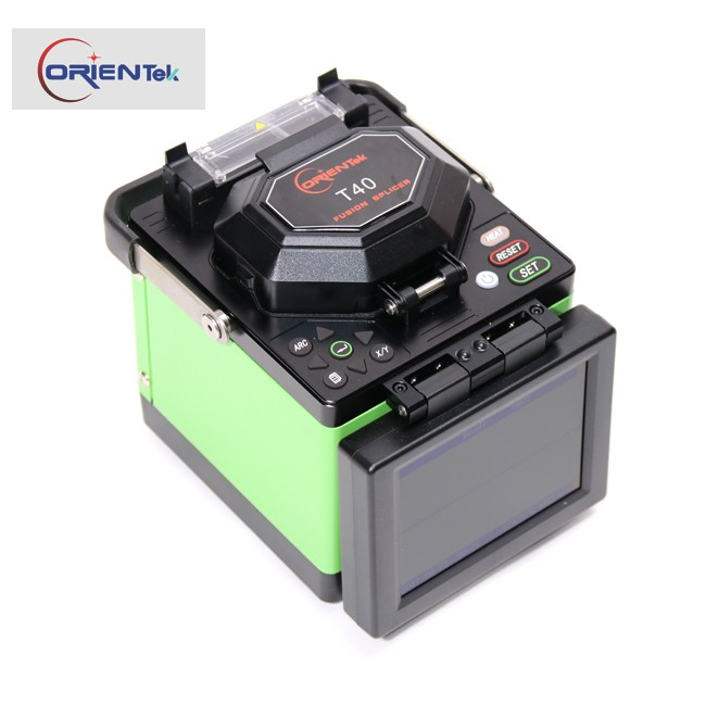 ORIENTEK T40 fusion splicer shipping by Fedex with low value
