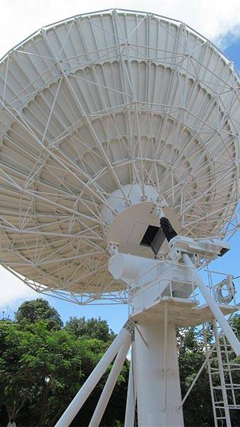 11.3m Receive Only Antenna