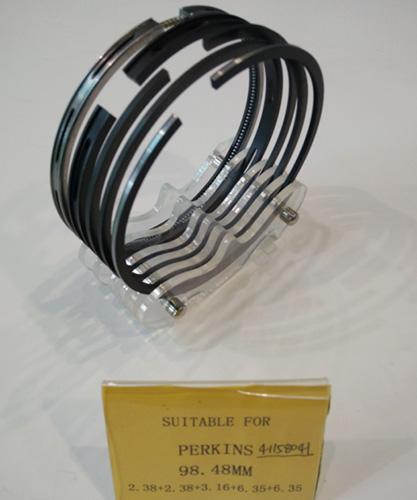 Hot Selling OEM41158041 PERKINS Diesel Engine Components Piston Ring Set