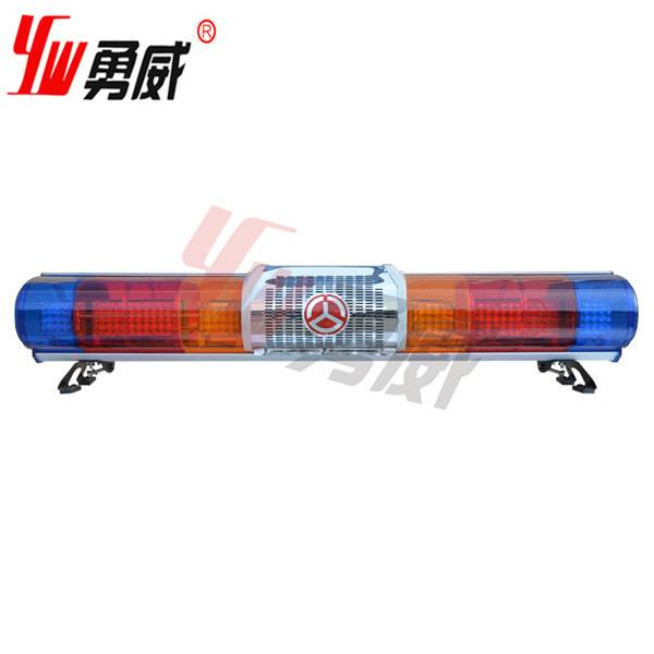new design car roof top light bar for warning vehicle