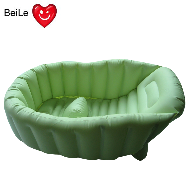Factory customized inflatable baby spa bath pool