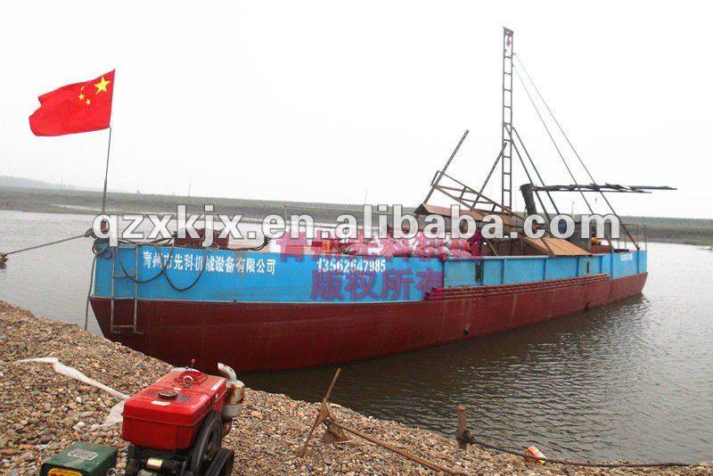 Auto Self-propelled Sand Suction Transporter/Dredger
