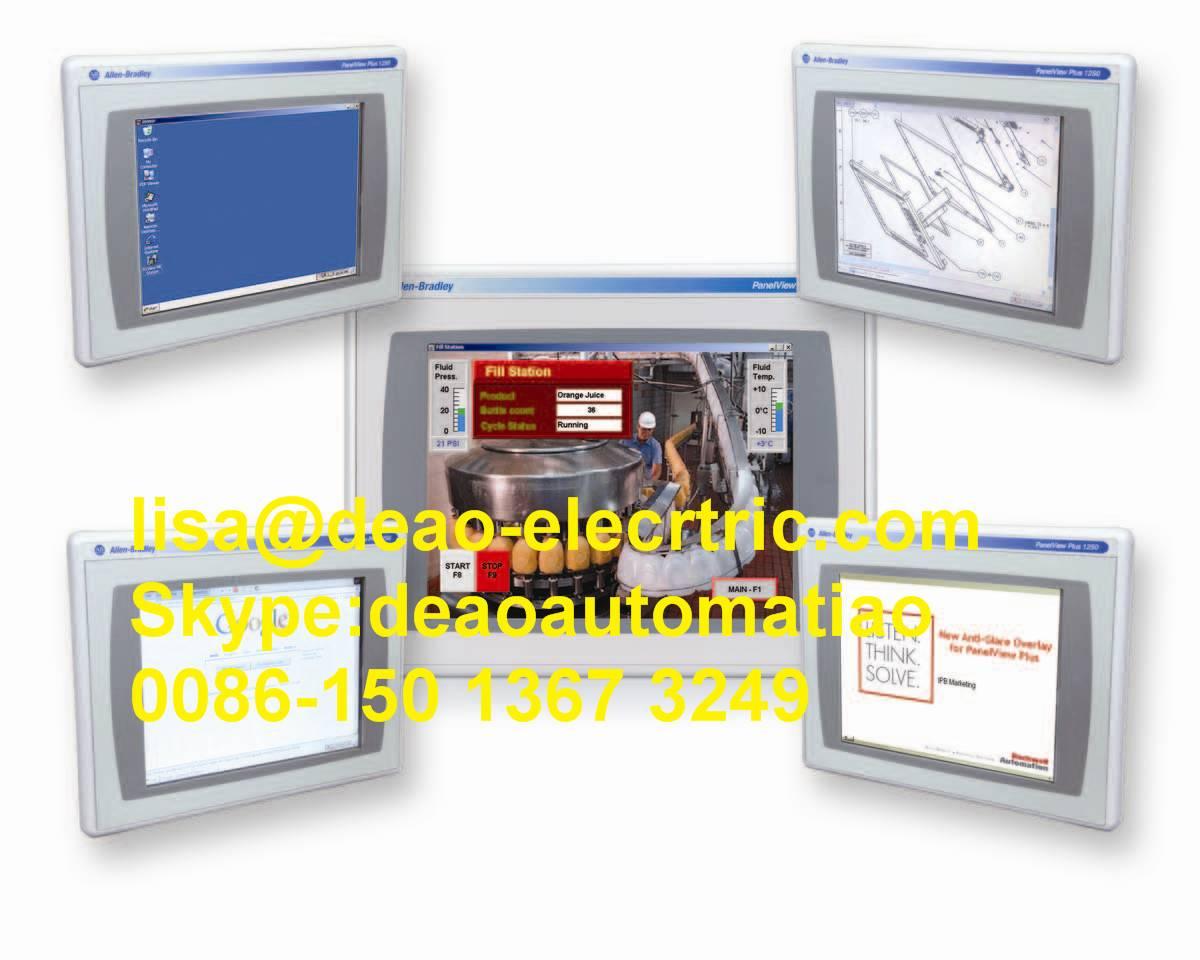 2711P-T10C15B2 Allen Bradley HMI Touch Panel.PanelView PV600 PV1000