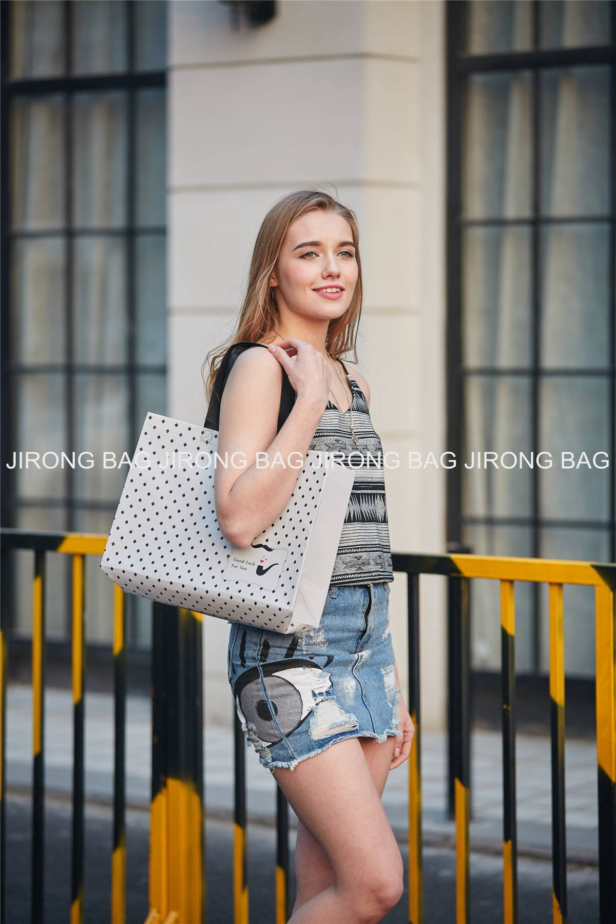 factory price non woven shopping bag
