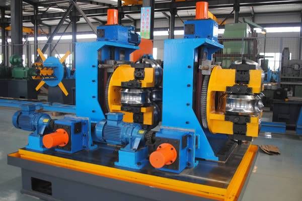High Frequency Welded Tube Mill Line