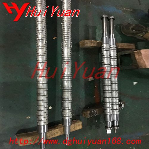 New Design Differential Friction Air Shaft From HY
