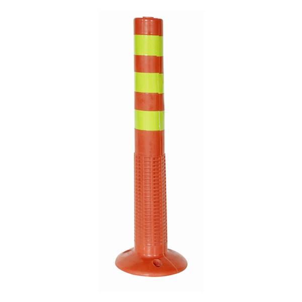 PU Warning post PJWP101 Warning post,Road warning post,Spring post, Warning bollard,Delineator post.