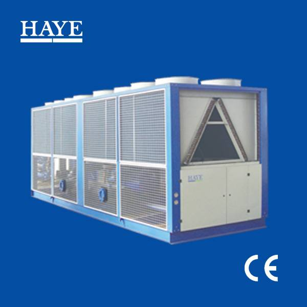 air cooled screw cold (hot) water chiller