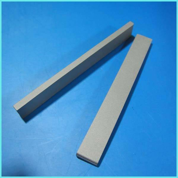 tungsten carbide rectangular tiles for cultivator points