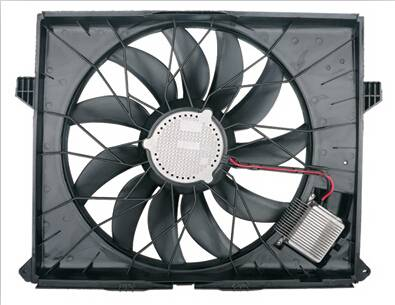 For W164 High Power 850W New Car Electric Motor Cooling Fan
