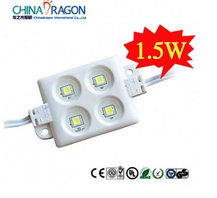 1.5W LED power light box module