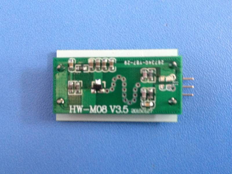 Microwave Sensor Module HW-M08 Output 3.3V Directly Connected MCU