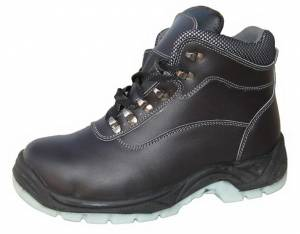 Hot Sale Black Antistatic Safety Shoes