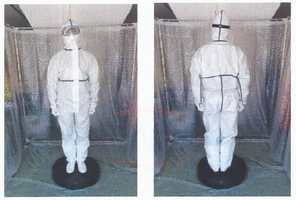 FDA Registered Protective Clothing