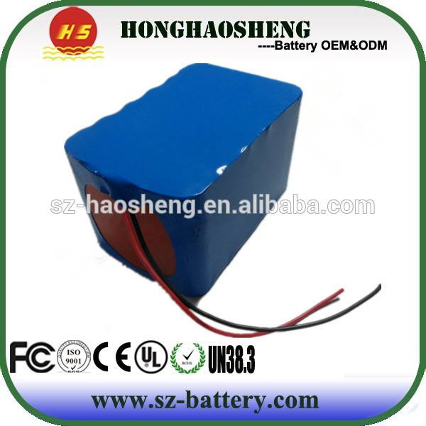 10AH Battery Li-ion 24 Volt  Rechargeable Lithium Ion Electric Trolley  Battery