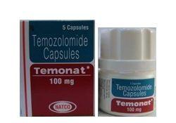 Temonat - Temozolomide 100mg