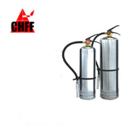 Water fire extinguisher (stainless steel )