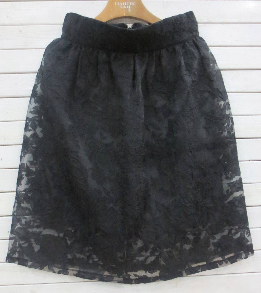 2014 New Hight-waisted retro dress lace skirt for women