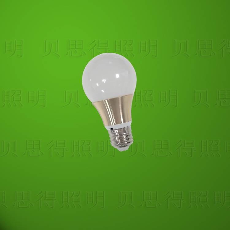 Die-Casting Aluminum Golden LED Bulb light 3W