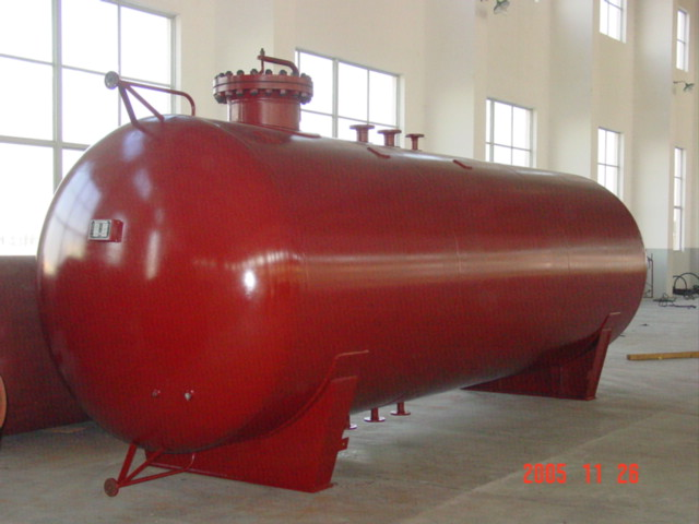 chemicals tank