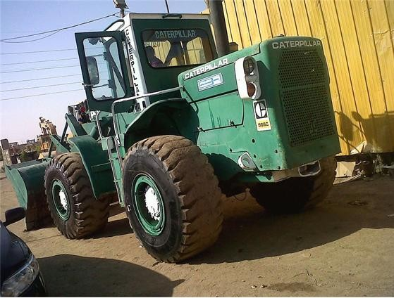 CAT 966C,Used Wheel Loader,In Good Condition