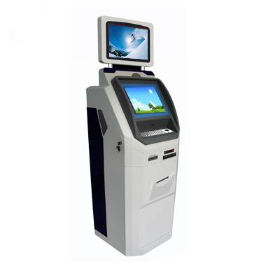 payment kiosk, touch screen, self-services terminal