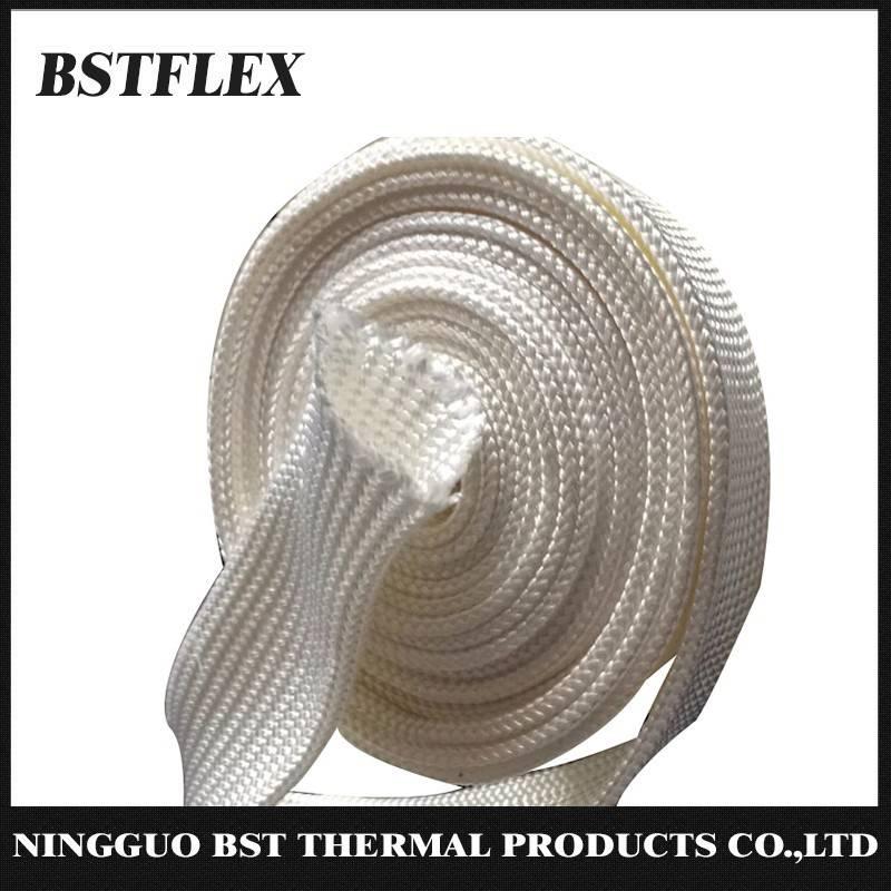 Silica Fiber Braided Sleeve