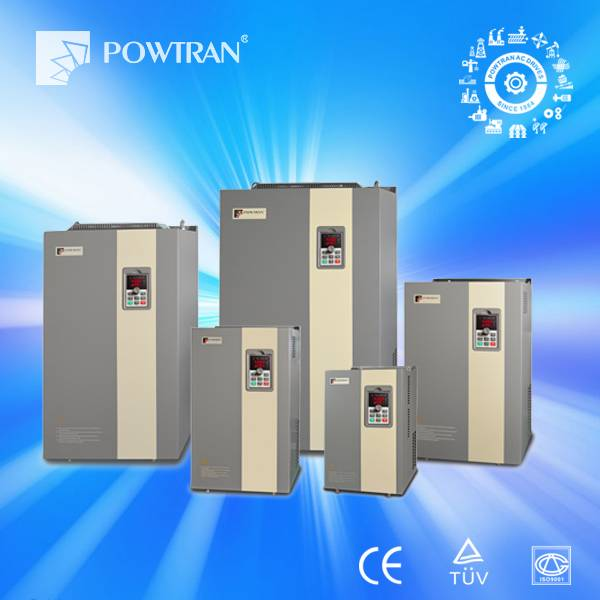 Powtran PI500 series China manufacturer high performance ac drive, variable frequency inverter 50 to