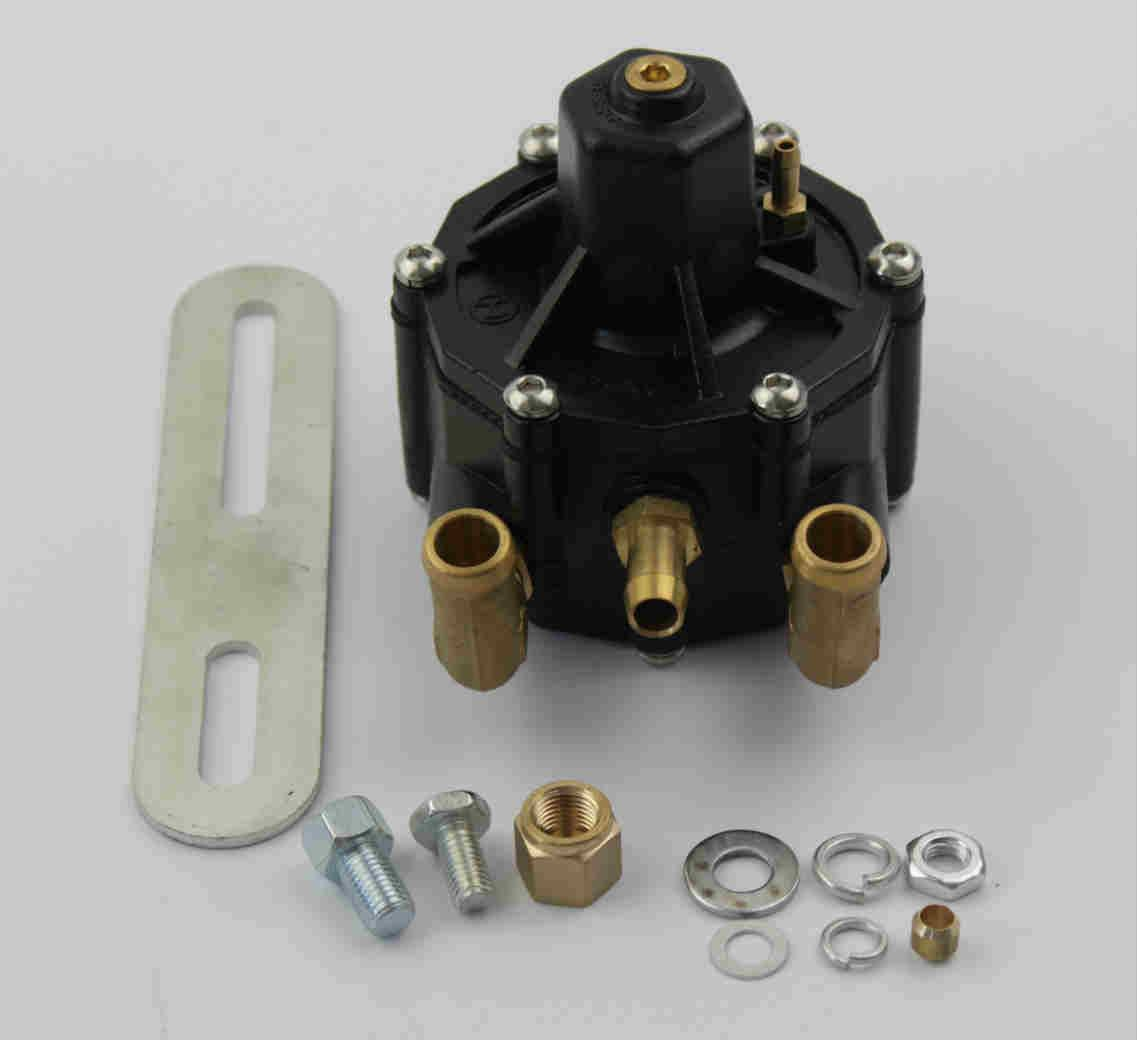 LPG  reducer for 6.0L auto/470HP engine