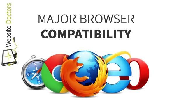 Cross-browser compatibility - Website Doctors