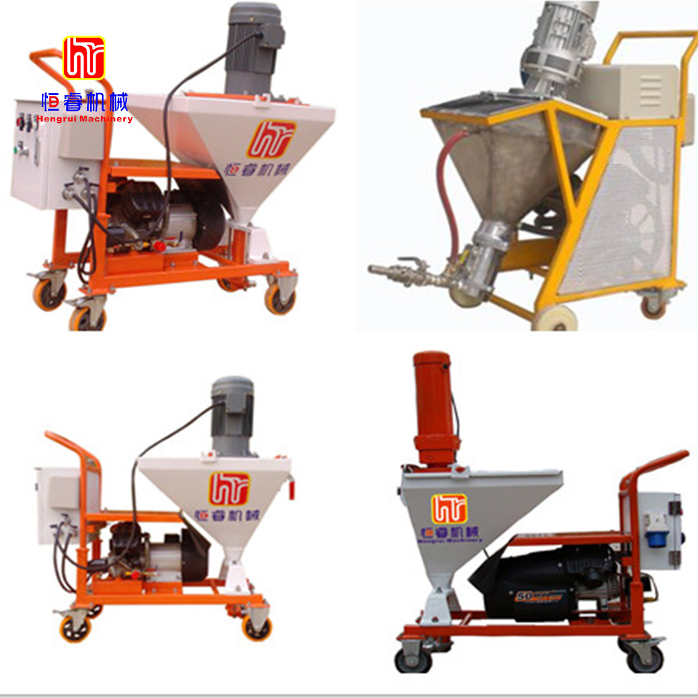 HN1 High quality putty plastering machine