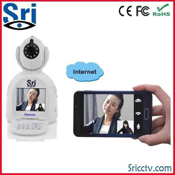 Sricam SP003 battery powered video call camera