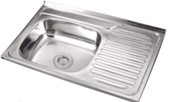 UZ8050 Kitchen Stainless Steel Sink