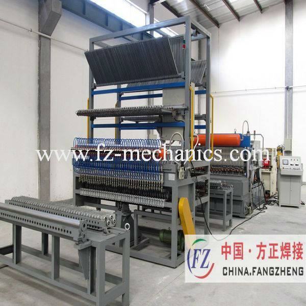 High Quality Reinforcing Welded Wire Mesh Machine for Building (FZ WELDING)