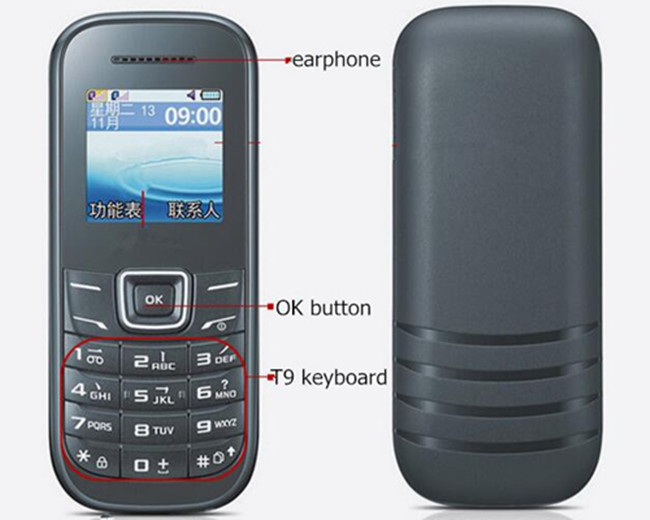 Wholesale hot style 1.8 inch MTK6260 GPRS good quality bar phones